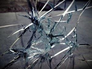 glass-windschutzscheibe
